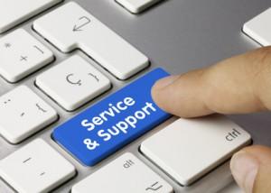 Administration, Service und Support