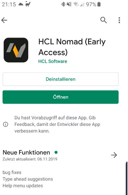 HCL Nomad